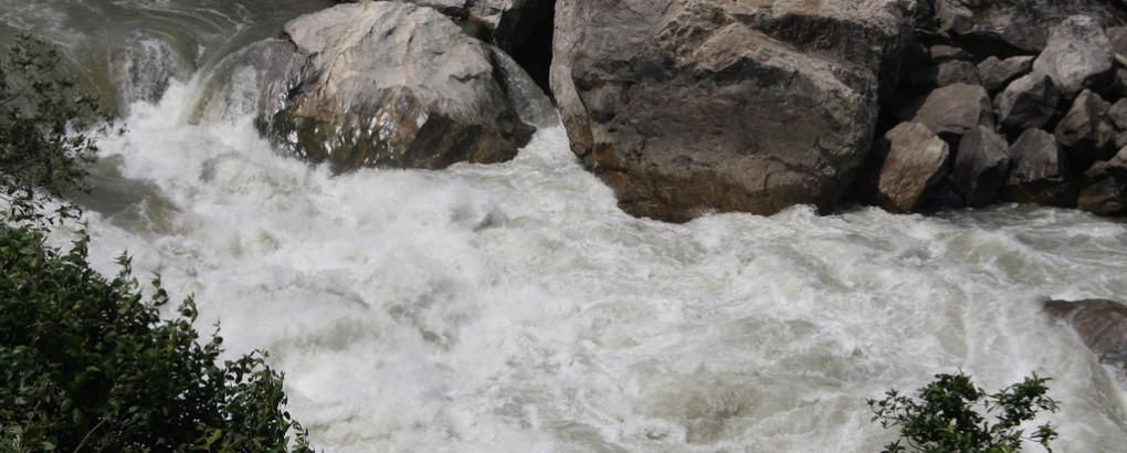 bhutan kayaking