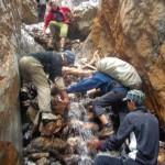whitewater rafting in Zanskar