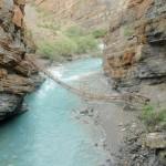tsarap chu river crossing
