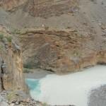 tsarap chu river gorge zanskar