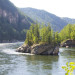 Siberia Russia beautiful rivers